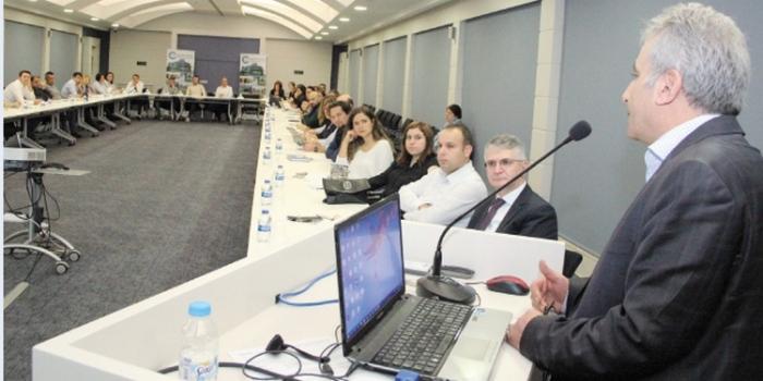 ÇOSB'de 7036 Sayılı İş Mahkemeleri Kanunu'nun getirdiği yenilikler anlatıldı