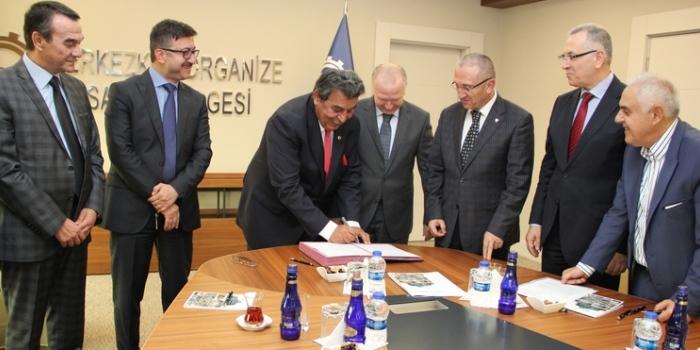 Tekirdağ Valiliği ve ÇOSB işbirliğiyle Kapaklı'da yeni bir proje hayata geçiriliyor