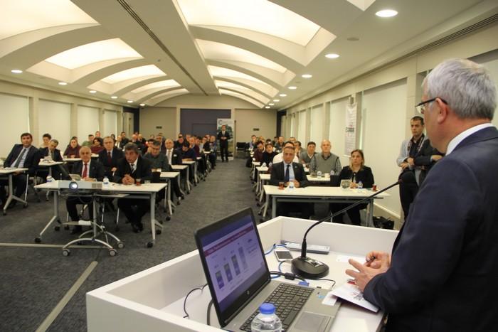 Adnan Yıldırım, Eximbankın ihracat kredilerini anlattı