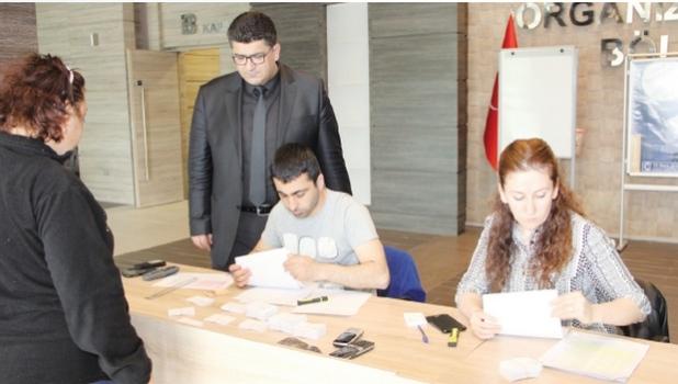 ÇOSB Bölge Müdürlüğü 700 ihtiyaç sahibi aileye Ramazan erzakı dağıttı