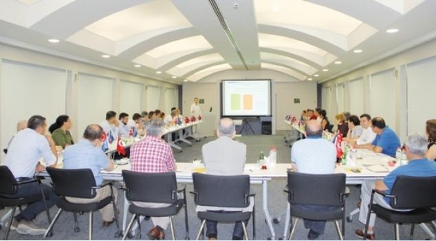 ÇOSB 2018 I. Dönem YGG toplantısı yapıldı…