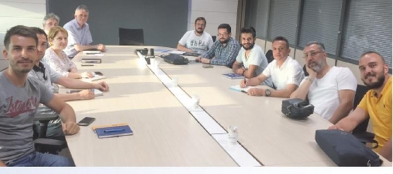 ÇOSB bünyesinde 'Dijital Dönüşüm Atölyesi' kuruldu