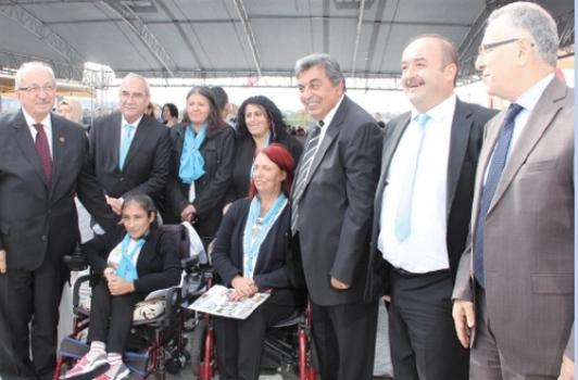 Seval-Ahmet Çetin Fen Lisesi açıldı…