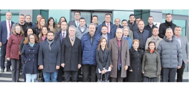 ÇOSB 2018 II. Dönem YGG toplantısı yapıldı