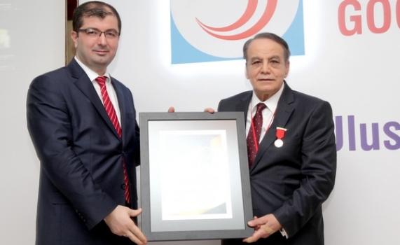 Ender Koçak'a 'Tüberküloz Üstün Hizmet Ödülü' verildi