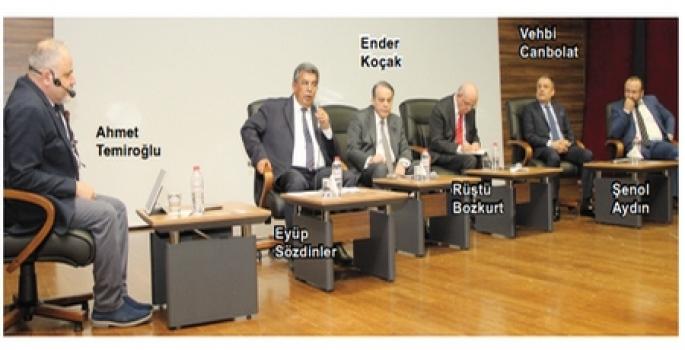 23 Nisan 1920'den günümüze Türk sanayisi paneli