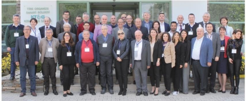 OSBDER'in 25. Bölge Müdürleri toplantısı İzmir Tire OSB'de gerçekleşti