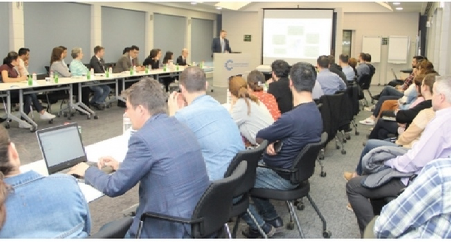 Ur-Ge Destekleri Projesi ve e-arşivleme ÇOSB'de anlatıldı