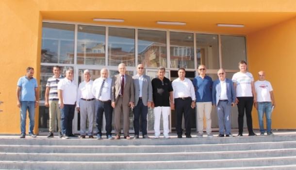 ÇOSB'nin Çerkezköy'de yaptırdığı 32 derslikli ortaokul tamamlandı