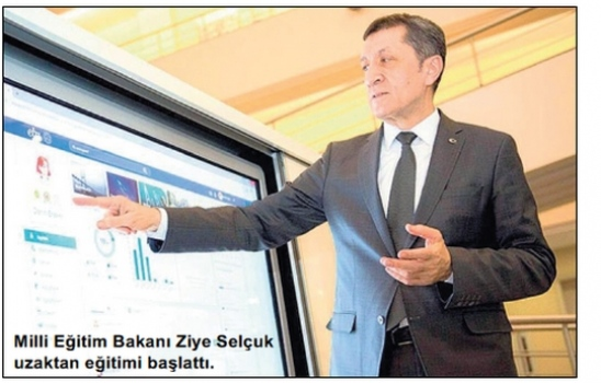 COVID-19'un Türkiye'de Farklı Sektörlere etkileri