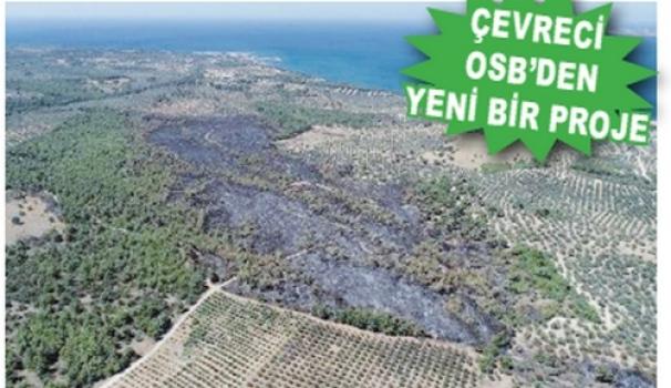 Çevreci OSB'den yeni bir proje