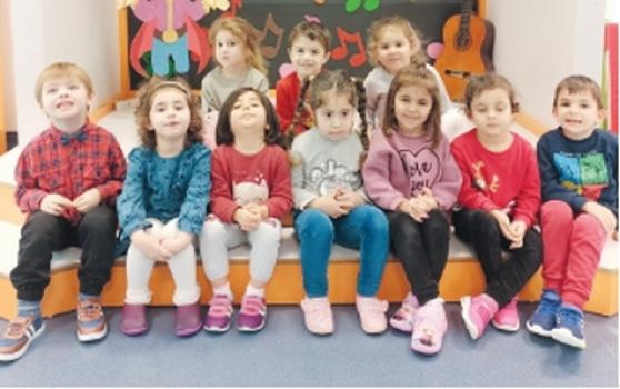 Özel ÇOSB Kreş ve Gündüz Bakımevi'nin minik öğrencileri Barış Manço'yu andı