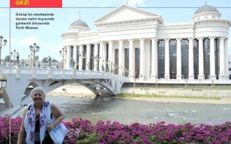 Balkanların fakir ama gururlu ülkesi Makedonya