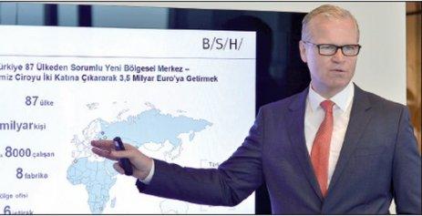 BSH Türkiye'nin büyük başarısı