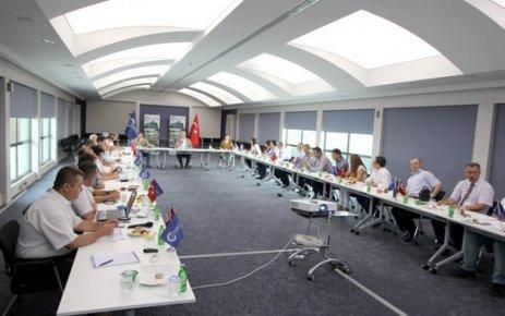 ÇOSB 2015 I. Dönem YGG toplantısı yapıldı