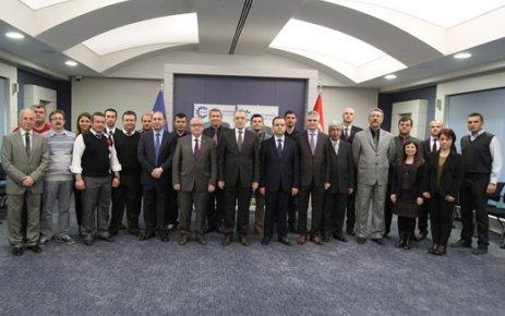 ÇOSB 2015 II. Dönem YGG toplantısı yapıldı