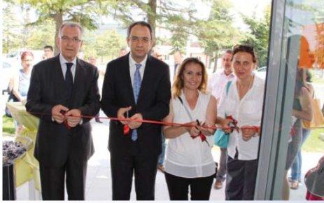 ÇOSB Ticaret Blokları yeni cazibe merkezi olmaya başladı