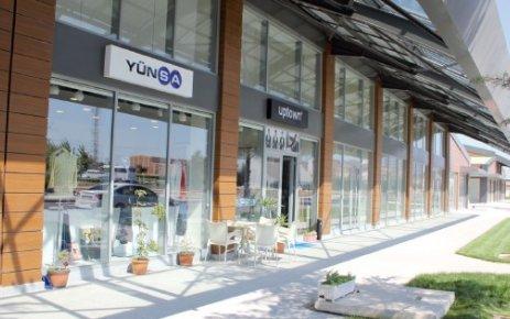 ÇOSB Ticaret Bloklarındaki dükkanlar kullanıma hazır…