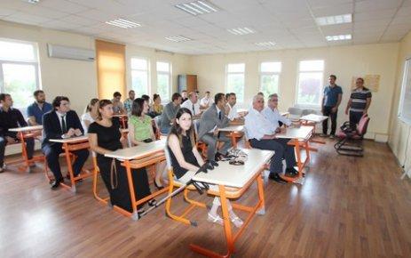 ÇOSB yüksek lisans programına 38 başvuru