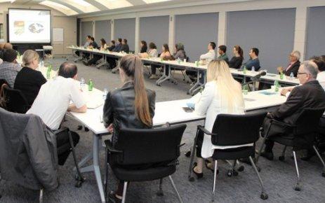 ÇOSB'de sanayicilere önemli eğitim