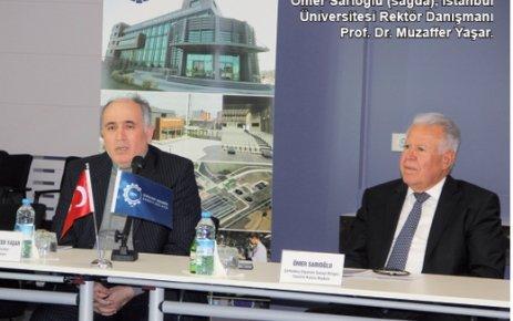 ÇOSB'de 'Üniversite-Sanayi Ofisi' açıldı
