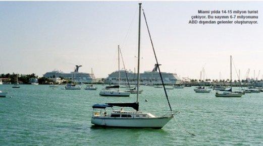 Eğlence ve yıldızlar şehri, dünyanın tatil cenneti Miami