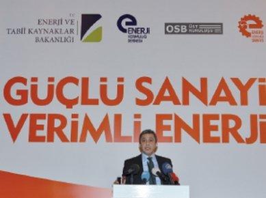 Enerji Verimli Sanayi Projesi start aldı