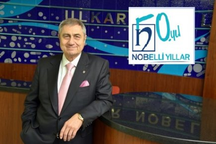Nobel İlaç, 50. Yıl için logosunu yeniledi