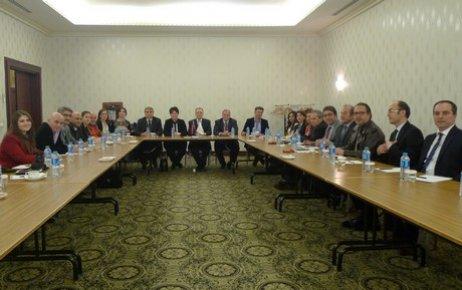 OSBDER 15. Bölge Müdürleri Toplantısı İstanbul'da yapıldı