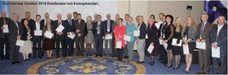 Özdoğan, 'Kümelenme Günleri 2014 Konferansı'nda ÇOSB'yi anlattı