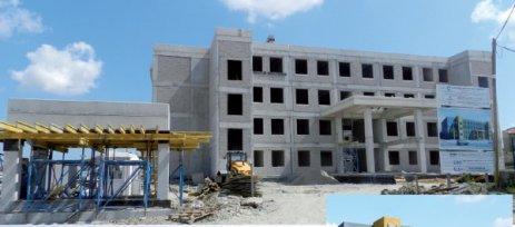 Özel ÇOSB Anadolu Teknik Lisesi yeni binasına kavuşuyor