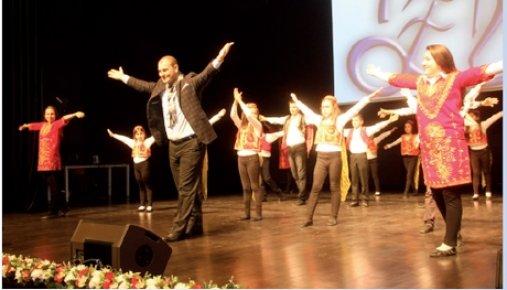 PERYÖN'ün kongresine ÇOSB ev sahipliği yaptı