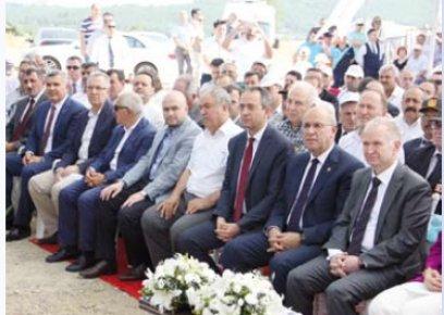 Seval-Ahmet Çetin Fen Lisesi'nin temeli atıldı…