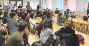 'Veli Bilgilendirme ve Çocuk Sağlığı' toplantısı yapıldı