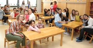 Özel ÇOSB Kreş ve Gündüz Bakımevi minik öğrencilere e-Twinning ile yeni ufuklar açıyor