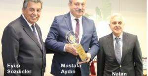 Tekirdağ İl Emniyet Müdürü Aydın'dan ÇOSB'ye iadeyi ziyaret