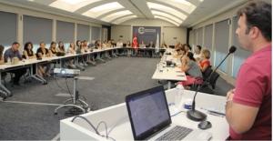 ÇOSB 'Temiz Üretim Uygulamaları Projesi' bilgilendirme toplantısına ev sahipliği yaptı