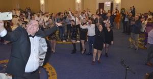 Çetin Group ailesi 'Yılbaşı Galası'nda bir araya geldi