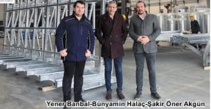 Marmara Siegener Galvaniz yılda 150 bin ton çelik galvanizliyor