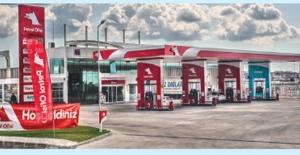 ÇOSB içerisindeki akaryakıt istasyonu hizmete açıldı