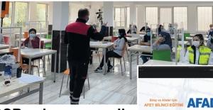 Çerkezköy OSB çalışanlarına online...