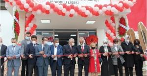 Sarbak Metal Cumhuriyet Anadolu Lisesi açıldı