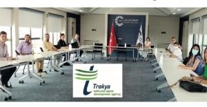 ÇOSB'de Dijitalleşme Olgunluk Araştırmasında ikinci faz toplantısı