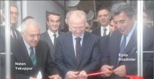 Uğurteks Ar-Ge Merkezi törenle açıldı