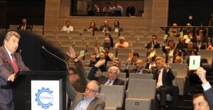 Sanayicilerden ÇOSB yönetimine oybirliğiyle tam destek