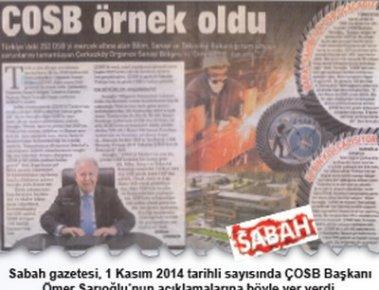 Türkiye'nin üretim, istihdam ve ihracat üssüyüz