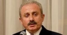 TBMM Başkanı Şentop ÇOSB Ortaokulu'nun açılışını yaptı