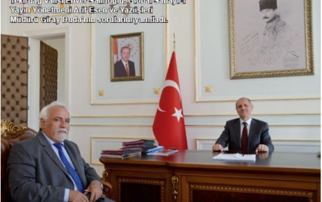 Vali Enver Salihoğlu: Çerkezköy OSB her yönüyle örnek bir OSB
