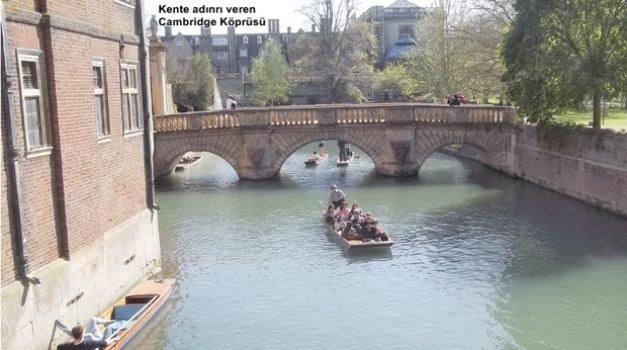 30 yıl sonra yeniden Cambridge