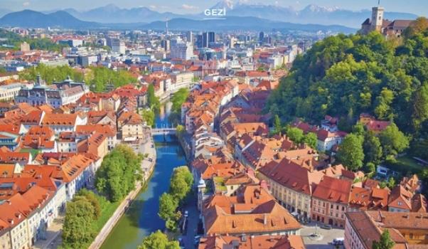 BALKANLARIN İSVİÇRESİ: SLOVENYA